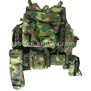 Military Waistcoat (Военные Жилет)