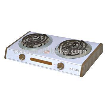 Double Electric Stove (TLD01-A) (Двухместные электрическая плита (TLD01-A))