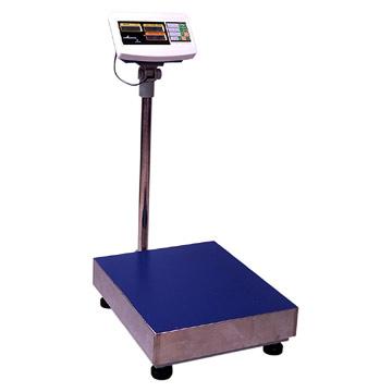 Pricing Platform Scale (Цена Платформенные весы)