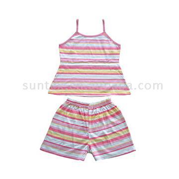 Ladie`s Nightwear (Верхняя одежда пижамы)