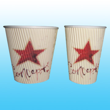 Ripple Paper Cups (Ripple бумажные стаканчики)