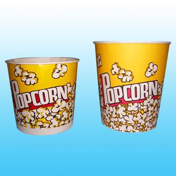 Popcorn Cups (Попкорн кубки)