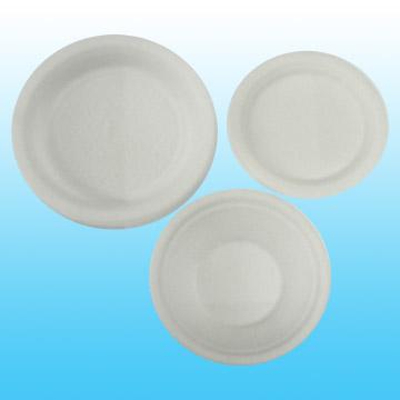 Starch Plates (Крахмал тарелки)