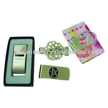 Money Clips, Clips, Cap Clips (Money клипы, клипы, Кап-клипы)