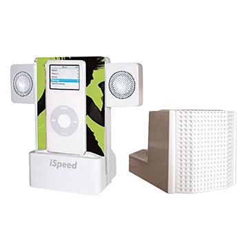 Portable 2.1 Speakers & Subwoofer (Портативный 2.1 Speakers & сабвуфера)
