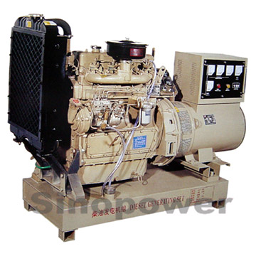 Three-Phase Diesel Generator