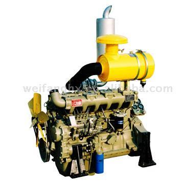 Diesel Engine with Digital Electronic Velometer (Дизельный двигатель с цифровых электронных Velometer)