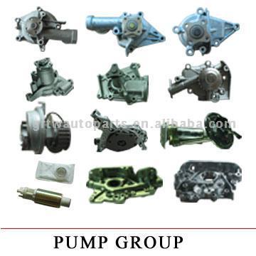 Pumps (Насосы)