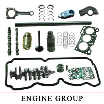 Engine Accessories (Двигатель аксессуары)