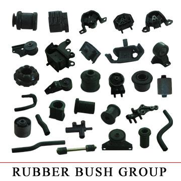 Rubber Bushes (Резиновая кустарники)