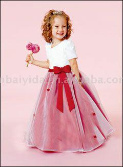 Wedding Dress for Children (Свадебное платье для детей)