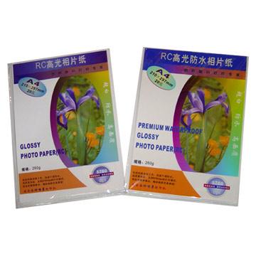 Premium Waterproof Glossy Photo Paper (Водонепроницаемый Premium Glossy Photo Paper)