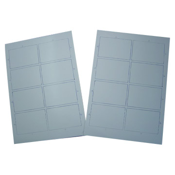 EM / TK4100 RFID Smart Cards (EM / TK4100 RFID смарт-карт)