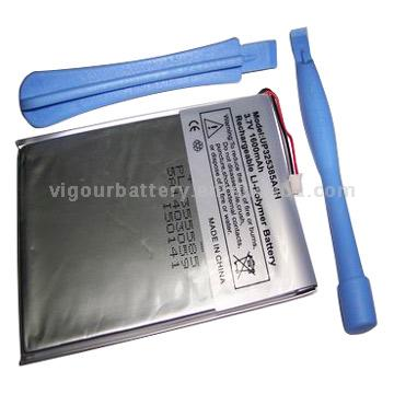 Battery Pack Compatible With iPod