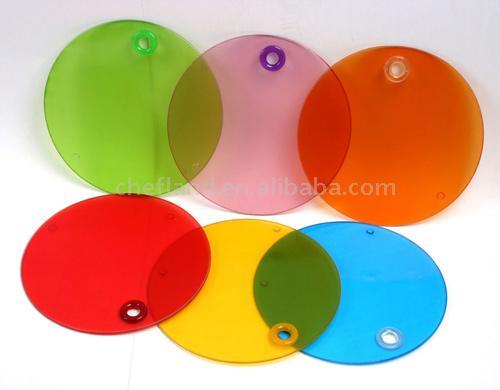 Tempered Glass Cutting Board (Tempered Glass Cutting Board)