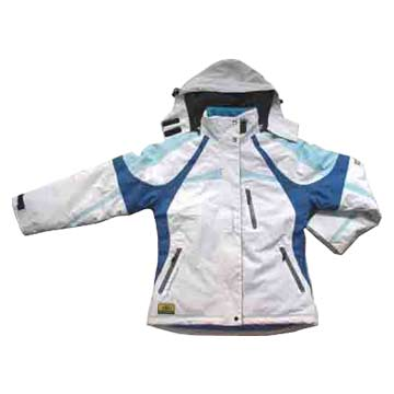 Ladies` Ski Jacket