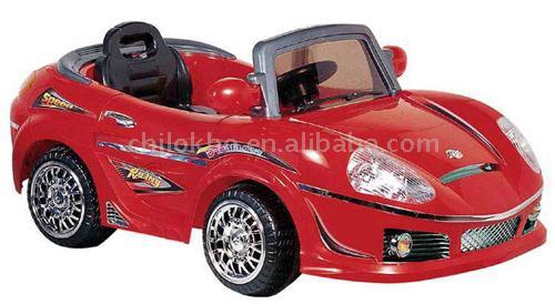 Battery Powered Car (Автомобиль на батарейках)