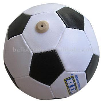 The Inflated Soccer Ball (Завышенные футбольного мяча)