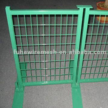 PVC Coated Fence