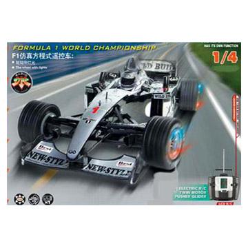 R / C Car F1 Style (R / C Car F1 Style)