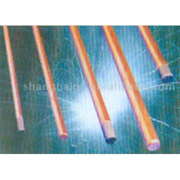 Gouging Carbon Electrodes (Half Round) (Строжка угольные электроды (Half раунда))