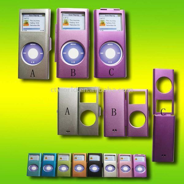 Aluminum Cases Compatible with iPod Nano 2 (Случаев алюминий Совместимость с Ipod Nano 2)
