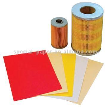 Air Filter Paper (Воздушный фильтр бумаги)