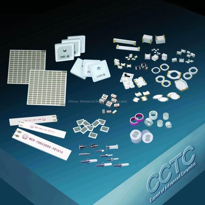 Structural Ceramic Products (Структурные Керамические изделия)