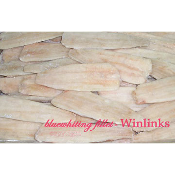 Frozen Bluewhiting Fillets