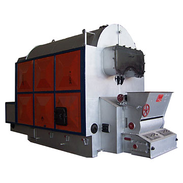 1MT Steam Boiler (1MT Паровой котел)
