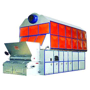 10MT Dual Cylinder Assembled Steam Boiler (10MT двойного цилиндра Сборные Паровой котел)