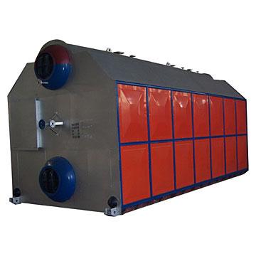 15MT Dual Cylinder Assembled Steam Boiler (15MT двойного цилиндра Сборные Паровой котел)