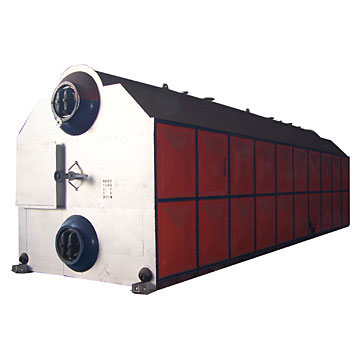 20MT Dual Cylinder Assembled Steam Boiler (20MT двойного цилиндра Сборные Паровой котел)