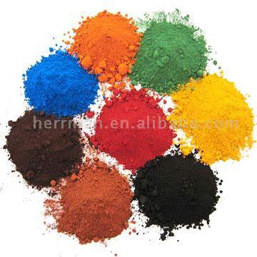 Iron Oxide (Red / Yellow / Black) (Оксид железа (красный / желтый / черный))