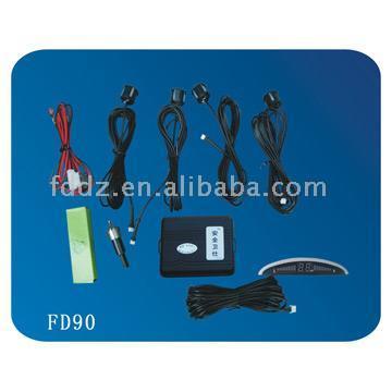 Back Car Radar System (FD90) (Вернуться автомобильные РЛС системы (FD90))