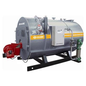 Fuel (Gas) Steam, Hot Water Boiler (Топлива (газа) паром, горячей водой)