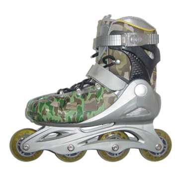 Hard Adjustable Skate (Жесткий регулируемый коньках)