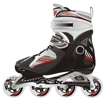 Semi-Soft Adjustable Skate (Полумягкоскорлупный Регулируемые коньках)