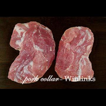 Frozen Pork Collar (Boneless, Skinless) (Мороженой свинины воротник (без костей, без кожи))