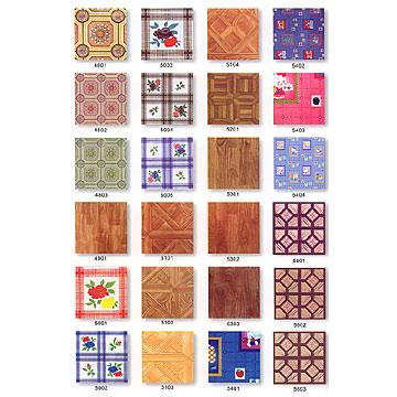 PVC Floor (Vinyl Floor) (PVC Carpet) (ПВХ (Vinyl этаж) (ПВХ Carpet))