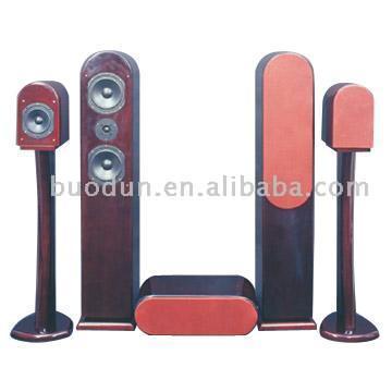 5.0 Multimedia Speakers