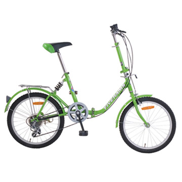 Folding Bicycle (Folding Bicycle)