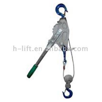 Cable Ratchet Lever Hoist