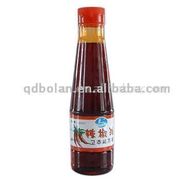 Chili Seed Oil (Chili Семенов нефть)