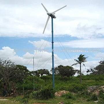 Domestic Wind Generator