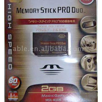 High Speed Memory Stick