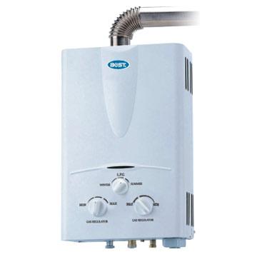 Gas Water Heater (Back Exhaust Type) (Газ водонагреватель (Вернуться Выхлопные тип))