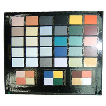 Solid Color High Pressure Laminated Tile (Solid Color высокого давления Ламинированные плитки)