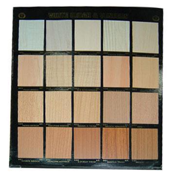 Cedar and Veneer High Pressure Laminated Tile (Кедровые и шпона высокого давления Ламинированные плитки)