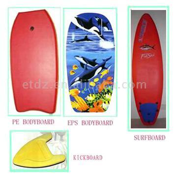 Surfboards (Доски для серфинга)